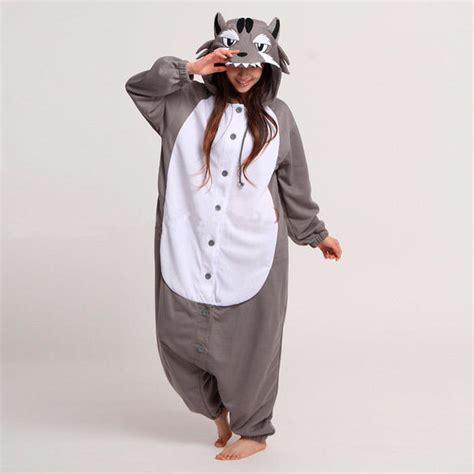 piano de cuisine electrique kigurumi loup gris costume adulte s m l xl thermique