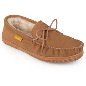 Mens Leather Bedroom Slippers Photo