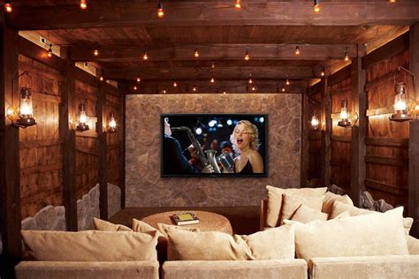 Home Theatre : Home Theater Ideas For Simple Application-homestylediary.com