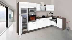 Günstige Küchen L Form : respekta economy l form winkel k che k chenzeile eiche york weiss 340x172cm ebay ~ Bigdaddyawards.com Haus und Dekorationen