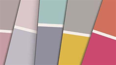 palette de couleur peinture pour chambre peinture salon déco bonnes couleurs pièges à éviter