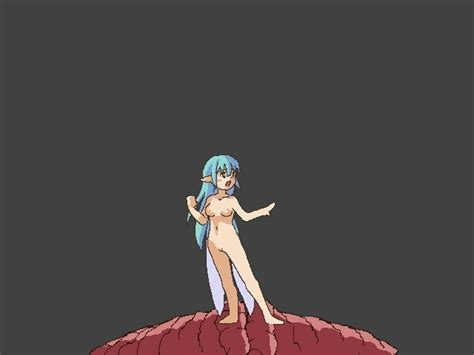 rule 34 all the way through anal anal sex animated blue hair eluku fairy fairy fighting