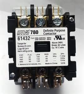 Wiring Diagram  34 Mars 780 Contactor Wiring Diagram