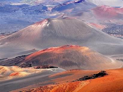 Hawaii Haleakala National Park Mountain Mountains Maui
