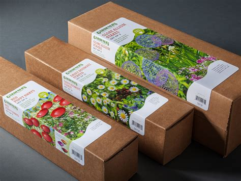 gardener s supply company gardener s supply company packaging design interrobang