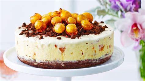 recette de g 226 teau glac 233 aux noix de macadamia l express styles