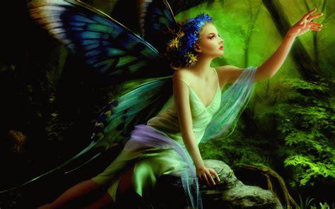 imagenes magicas hada mariposa