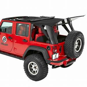 Bestop Rear Window Defroster Wrangler Unlimited 2007