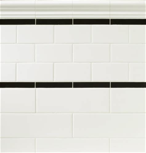 arizona tile subway white glossy 4 quot x 12 quot