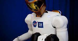 NASA Sending Weight-Lifting Humanoid Robot Into Space [PICS]