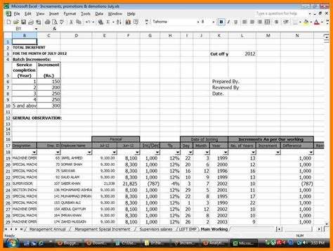 payroll reconciliation template pay stub format