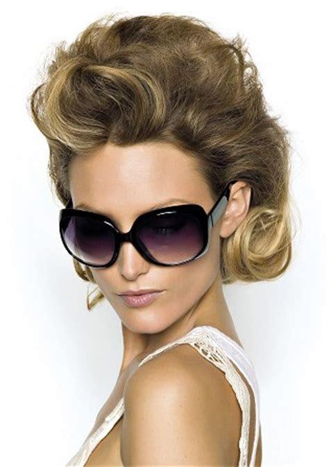 60s Hairstyles Beehive by 60s Hairstyle Trends Bouffant Beehive Flip