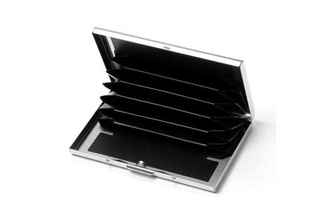 With 57 patents issued globally, luxury card leads the industry in metal card design and construction by combining advanced technology and design principles to create durability and distinction. Metal Stainless Steel Black Titanium Business Card Holder Credit Card Cover ID Name Card Holder ...