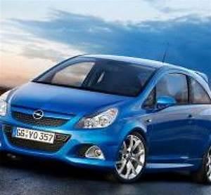 Opel Corsa Bleu : opel corsa opc gen ve 2007 piment bleu ~ Gottalentnigeria.com Avis de Voitures