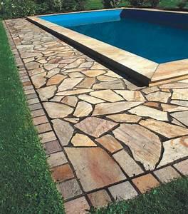 Platten Für Garten : polygonalplatten bruchplatten naturstein porphyr quarzit wand verlegen polygonalplatte berlin ~ Orissabook.com Haus und Dekorationen