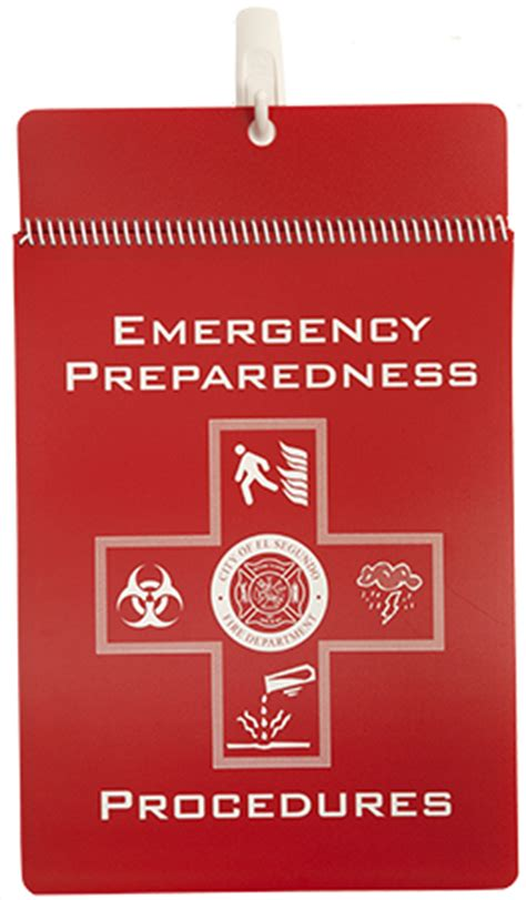 Guide To Emergency Preparedness Large Polyboard Guide