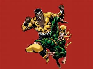 Power Man and Iron Fist Preview