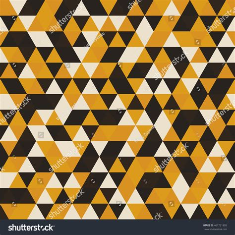 colorful tile background illustration triangle geometric