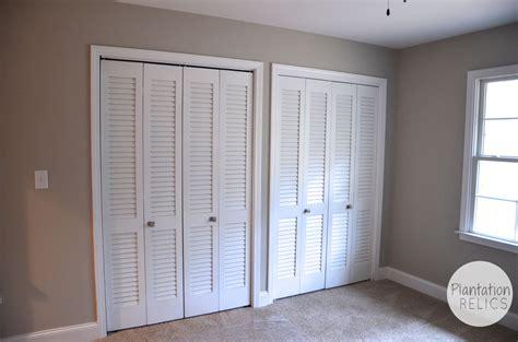 bedroom closet door flip house bedrooms after and hallway after photos