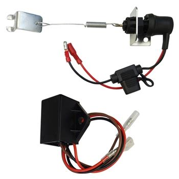 Club Car Brake Light Wiring by Club Car Precedent Brake Light Kit Golf Cart Brake Light