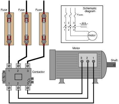How Make Motor With Wires Phase Work Quora