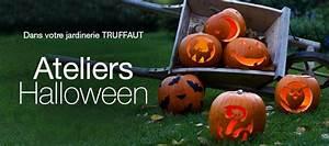 Jardinerie Truffaut Paris : atelier halloween truffaut paris gratuit ~ Preciouscoupons.com Idées de Décoration