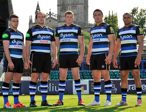 Bath Rugby by Canterbury And Bath Rugby Unveil New 150th Anniversary Kit