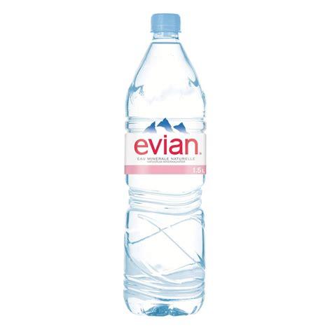 bruneau bureau mobilier eau evian bouteille 1 5 litres de 12 eaux plates