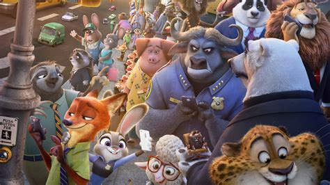 zootopia  wallpapers hd wallpapers id
