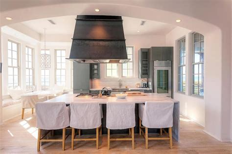 kitchen island hoods island cooktop design ideas