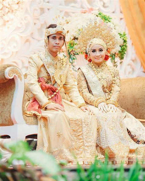 baju pernikahan adat bugis makassar