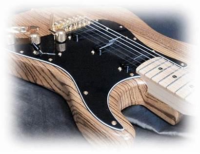 Raw Guitar Serena Oil Gear Stratocaster Finish
