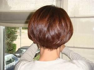 Coiffure Carre Plongeant : coiffure carre court plongeant nuque degagee ~ Nature-et-papiers.com Idées de Décoration