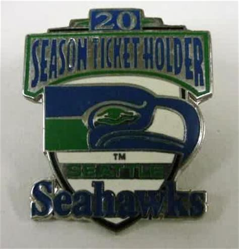 vintage collectible seattle seahawks football memorabilia