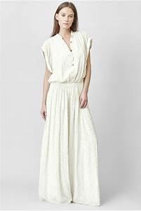 Robe Blanche Longue Boheme : la robe longue tous mes conseils ~ Preciouscoupons.com Idées de Décoration