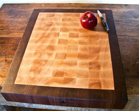 Cherry Cutting Board Usendgrain Chopping Block Texas