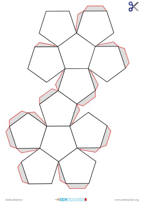 sen teacher  model nets printable model