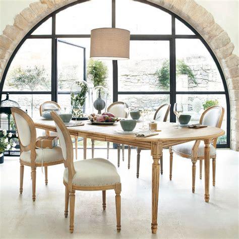 chaise bureau maison du monde la salle à manger atelier retour au style classique chez