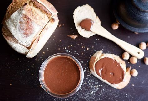 recette exquise de p 226 te 224 tartiner type nutella thermomix