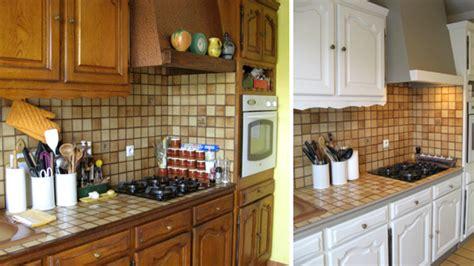 peindre armoire de cuisine en chene meuble cuisine en chene cuisine equipe chne gris fonc