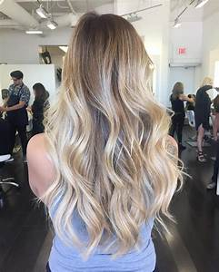 Faire Un Balayage : balayage blond pour mes cheveux chatin ~ Melissatoandfro.com Idées de Décoration
