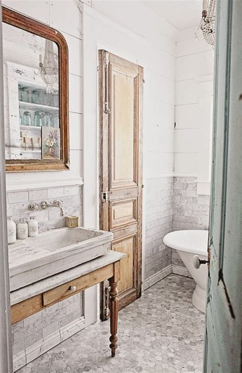 dreamy whites french inspired bathroom remodel carrera