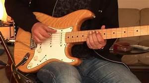 Fender Stratocaster  Classic 70 Strat Plus 1984 Kitty Hawk Junior Amp