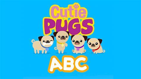 cutie pugs abc kindergarten tvokidscom