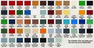 Dupont Imron Marine Paint Color Chart Pin By Web Colors On Color Ideals In 2020 With Images
