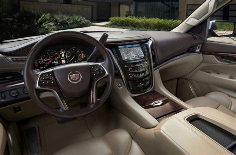 2019 Cadillac Escalade Interior by 2017 Cadillac Escalade Concept And Features 2019 2020