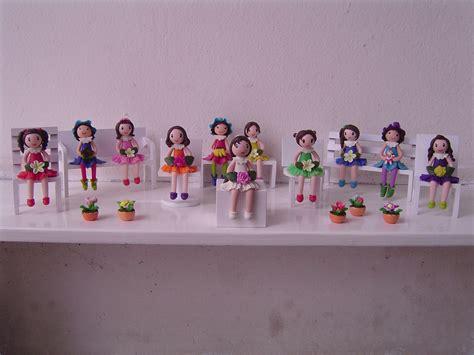 ตุ๊กตาดินญี่ปุ่นปั้น (Handmade)
