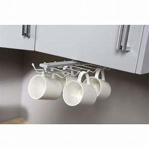 Support Tasse à Café : porte tasses coulissant m tal leroy merlin ~ Teatrodelosmanantiales.com Idées de Décoration