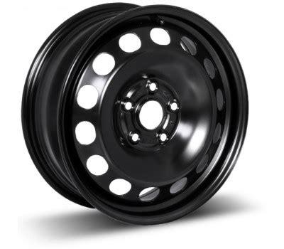 steel winter wheels  vw tiguan ii