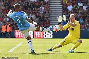 Bournemouth goalkeeper Aaron Ramsdale vows to seize chance ...